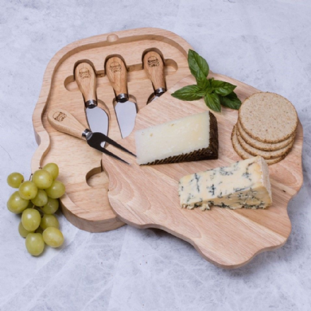Original Stormtrooper  Cheeseboard and Knife Set